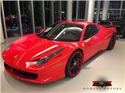 2014 Ferrari 458 for sale in Deerfield Beach, Florida 33441