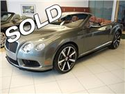 2014 Bentley Continental GTC V8 S for sale in Troy, Michigan 48084