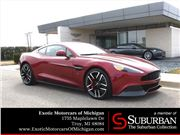 2017 Aston Martin Vanquish for sale in Troy, Michigan 48084