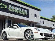 2010 Ferrari 599 HGTE for sale in Naples, Florida 34104