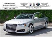 2016 Audi A8 L for sale in Franklin, Tennessee 37067