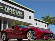 2015 Ferrari F12 Berlinetta for sale in Naples, Florida 34104