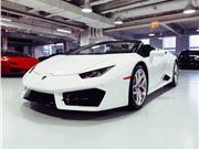 2017 Lamborghini Huracan for sale in New York, New York 10019