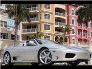 2001 Ferrari 360 for sale in Naples, Florida 34104