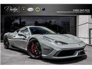 2014 Ferrari 458 Italia for sale in North Miami Beach, Florida 33181