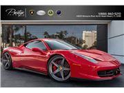 2011 Ferrari 458 Italia Coupe for sale in North Miami Beach, Florida 33181