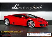 2017 Lamborghini Huracan LP580-2 for sale in Richardson, Texas 75080