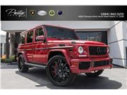 2016 Mercedes-Benz G-Class for sale in North Miami Beach, Florida 33181