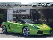 2008 Lamborghini Gallardo for sale in North Miami Beach, Florida 33181