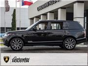 2015 Land Rover Range Rover for sale in Houston, Texas 77090