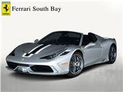 2015 Ferrari 458 Speciale Aperta for sale in Torrance, California 90505