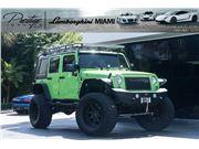 2014 Jeep Wrangler Unlimited for sale in North Miami Beach, Florida 33181