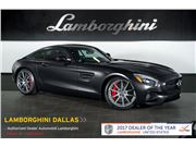 2016 Mercedes-Benz AMG GTS for sale in Richardson, Texas 75080