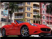 2012 Ferrari California for sale in Naples, Florida 34104