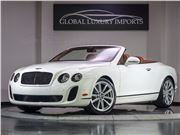 2011 Bentley Continental Supersports for sale on GoCars.org