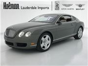 2005 Bentley Continental for sale in Fort Lauderdale, Florida 33304