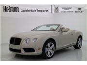 2013 Bentley Continental GT V8 for sale in Fort Lauderdale, Florida 33304
