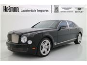 2014 Bentley Mulsanne for sale on GoCars.org