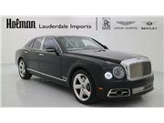 2017 Bentley Mulsanne for sale in Fort Lauderdale, Florida 33304