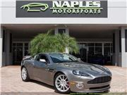 2005 Aston Martin Vanquish S for sale in Naples, Florida 34104