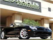 2008 Mercedes-Benz SLR McLaren SLR Roadster for sale in Naples, Florida 34104
