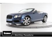 2014 Bentley Continental GT V8 for sale in Pasadena, California 91105