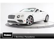 2016 Bentley Continental GT for sale in Pasadena, California 91105