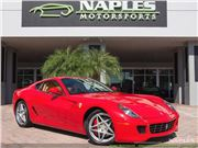 2007 Ferrari 599 GTB Fiorano for sale in Naples, Florida 34104