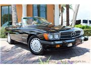 1988 Mercedes-Benz 560 for sale on GoCars.org
