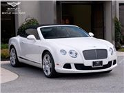 2014 Bentley Continental GTC for sale on GoCars.org