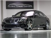 2015 Mercedes-Benz S-Class for sale in Burr Ridge, Illinois 60527