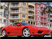2001 Ferrari 360 Modena Coupe for sale in Naples, Florida 34104