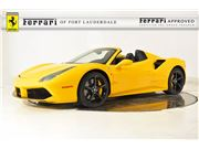2017 Ferrari 488 Spider for sale in Fort Lauderdale, Florida 33308