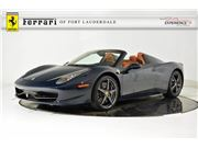 2013 Ferrari 458 Spider for sale in Fort Lauderdale, Florida 33308