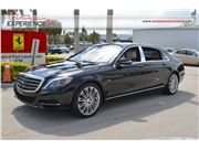 2016 Mercedes-Benz S600 for sale in Fort Lauderdale, Florida 33308