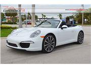 2015 Porsche 911 Carrera Cabriolet for sale in Fort Lauderdale, Florida 33308