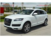 2015 Audi Q7 3.0T for sale in Fort Lauderdale, Florida 33308