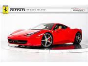 2013 Ferrari 458 Italia for sale in Fort Lauderdale, Florida 33308