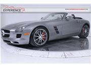 2012 Mercedes-Benz Sls Amg Roadster for sale in Fort Lauderdale, Florida 33308