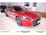 2016 Aston Martin Rapide S for sale in Vancouver, British Columbia V6J 3G7 Canada