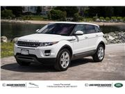 2014 Land Rover Range Rover Evoque for sale in Vancouver, British Columbia V6J 3G7 Canada