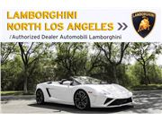 2013 Lamborghini Gallardo 560-4 Spyder for sale in Calabasas, California 91302