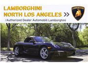 2014 Porsche Boxster Spyder for sale in Calabasas, California 91302