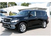2017 Infiniti Qx80 for sale in Norwood, Massachusetts 02062