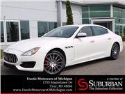 2017 Maserati Quattroporte for sale in Troy, Michigan 48084