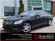 2013 Mercedes-Benz CL-Class for sale in Troy, Michigan 48084