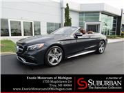2017 Mercedes-Benz S-Class for sale in Troy, Michigan 48084