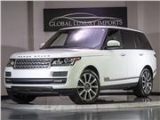 2015 Land Rover Range Rover for sale in Burr Ridge, Illinois 60527