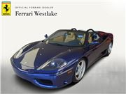 2002 Ferrari 360 for sale in Thousand Oaks, California 91361