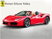 2017 Ferrari 488 Spider for sale in Redwood City, California 94061